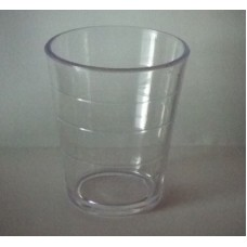 2 oz Plastic Shot Glass (Case of 24)