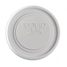 EcoLid® for 8 oz. Evolution World Food Container (1000/Case)