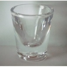 1oz Plastic Shot Glass HD (Case of 24)