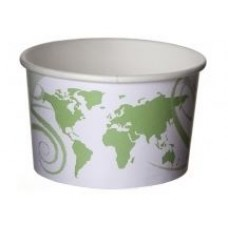5oz World Delight Paper Eco Container (1000/Case)