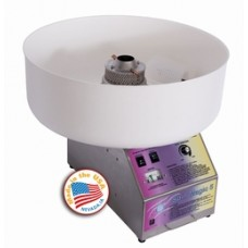 Cotton Candy Machine - Spin Magic 5 w/Plastic Bowl