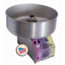 Cotton Candy Machine - Spin Magic 5 w/Stainless Steel Bowl