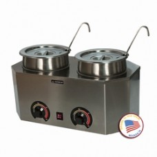 Pro-Deluxe #10 Can Dual Warmer (Ladle)