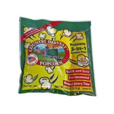 Popcorn Portion Packs - Country Harvest Healthy Choice