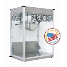 Popcorn Machine - Professional Series 4, 6, 8, 12 & 16 oz