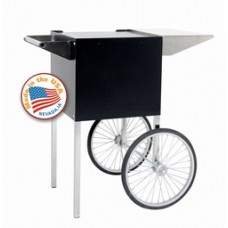 Professional Popcorn Popper Carts (4, 6, 8, 12 & 16 oz)