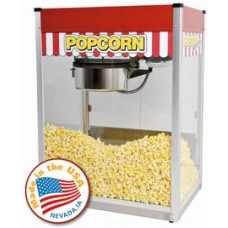 Classic Pop Popcorn Machine (14, 16, & 20 oz)