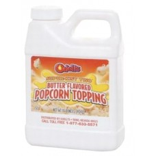 Popcorn Butter Topping - ODell's Supur-Kist II (16oz)