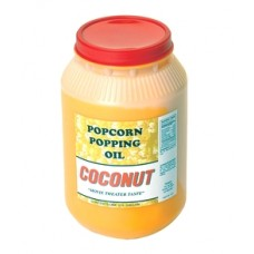 Popcorn Popping Coconut Oil