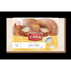 Uber Soft Pretzels - Salted (48/Case)