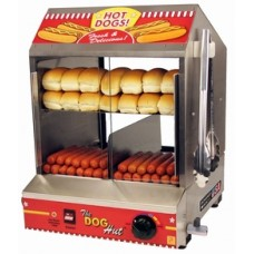 Hot Dog Steamer - The Dog Hut