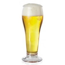 22 oz. Pilsner Beer Glasses - Plastic (Case of 24)