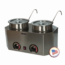 Pro-Deluxe #10 Can Dual Warmer-Ladle Unit