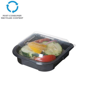 Small Eco Take Out Container (150 Ct)